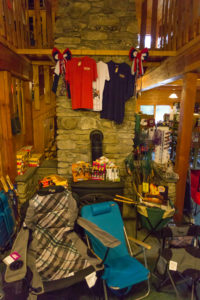 The Camp store at Sugar Ridge.